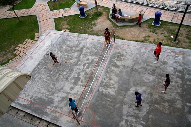 sepak-takaraw-court